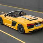 Automotive Minute: <strong>Audi</strong> unveils new 2017 R8 V10 Spyder (SLIDESHOW)