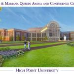 HPU's $100M basketball, conference center to be named for <strong>Qubein</strong> family