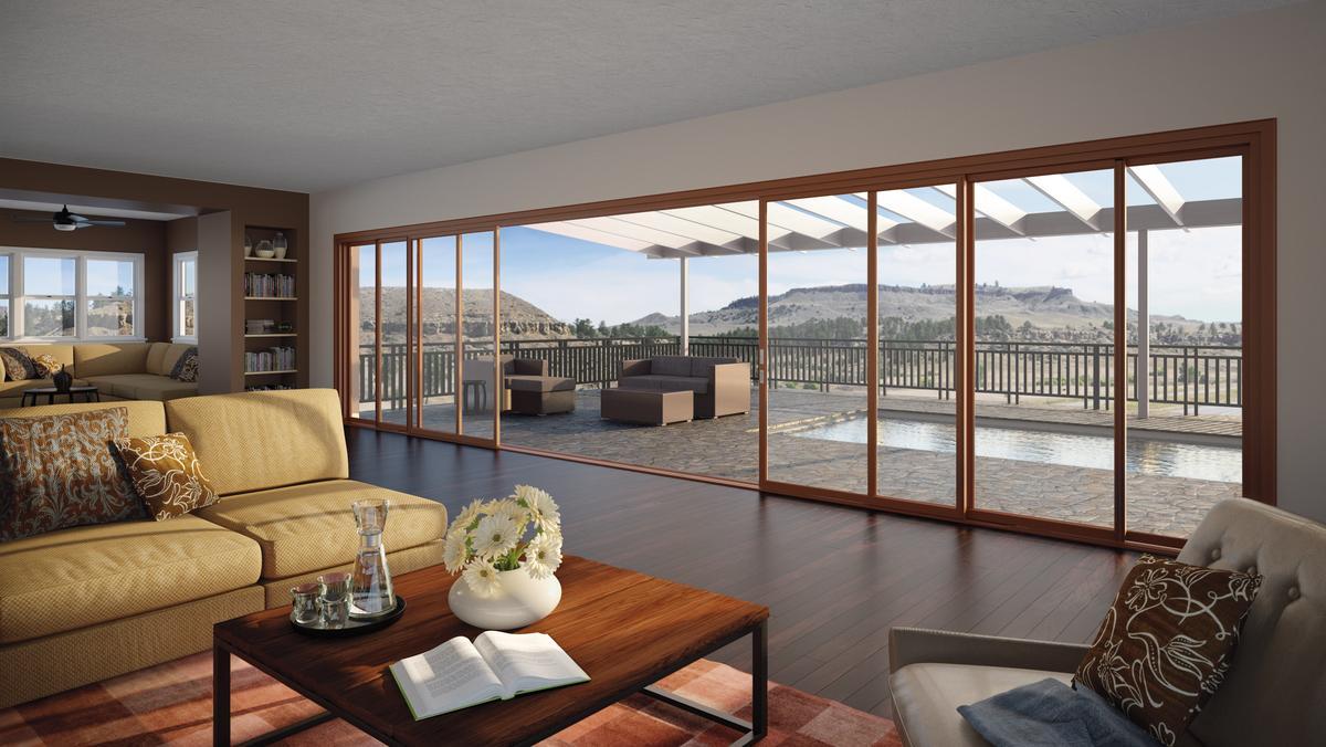 Andersen Windows Launches New Mega Patio Door Minneapolis St