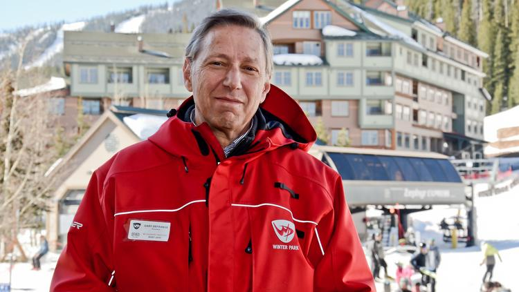 Gary DeFrange, who has run the Winter Park Resort for nearly two decades, will retire March 31.