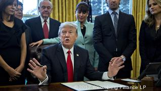 Will your company be affected by President Donald Trump's executive orders?