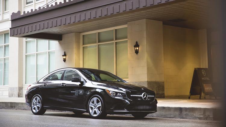Car2gou0027s Car Sharing Fleet In Austin Is Made Up Of Mercedes Benz Sedans And
