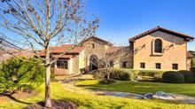 Custom Built in Prestigious Spanish Oaks