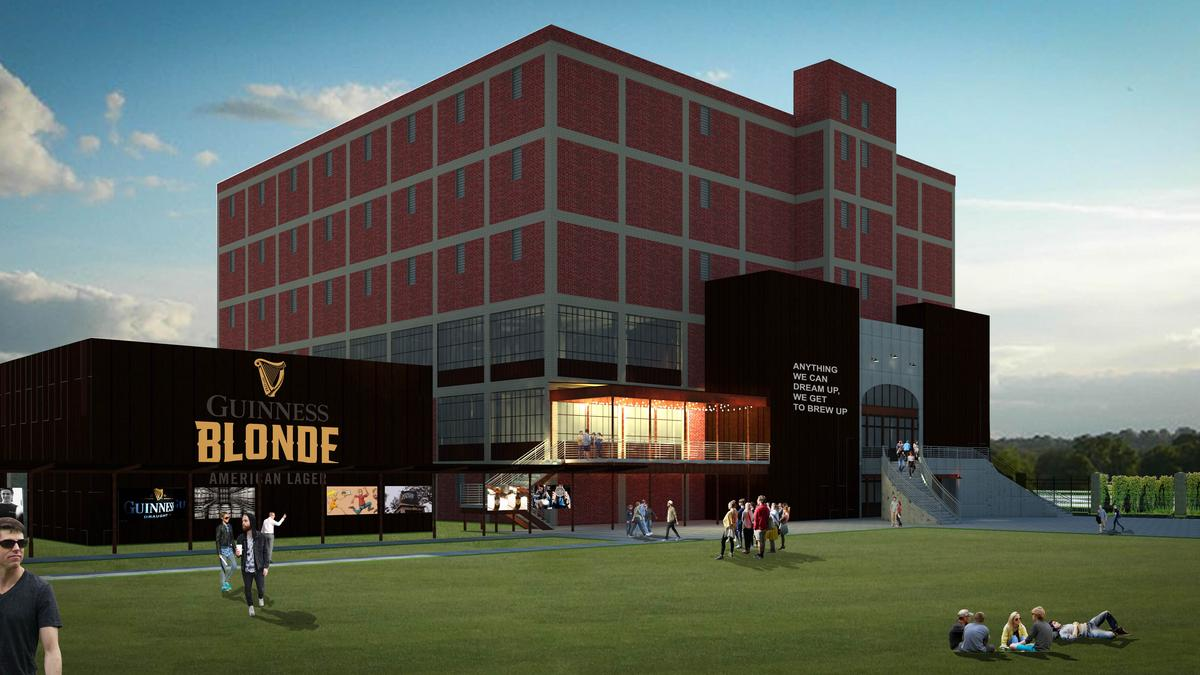 Guinness Is Building A Us Brewery, Taproom In Southwest Baltimore County  Baltimore Business Journal