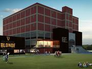 Diageo is building a U.S. version of Dublin's popular Guinness Open Gate Brewery in southwest Baltimore County. Above, a rendering of the project.