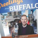 Boasting Buffalo: Tourists can find the unexpected