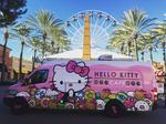 Hello Kitty food truck to stop and say, 'Hello, St. Louis'
