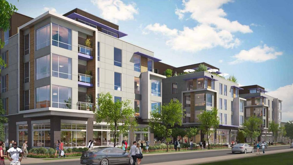 Wonderful D.C. Zoning Commission Advances Two Projects, 462 Units In Park View    Washington Business Journal