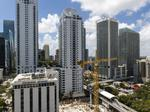 Despite underwhelming sales, South Florida's new condo inventory is shrinking