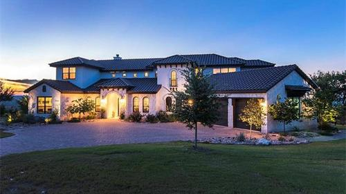 Stunning Hill Country Home