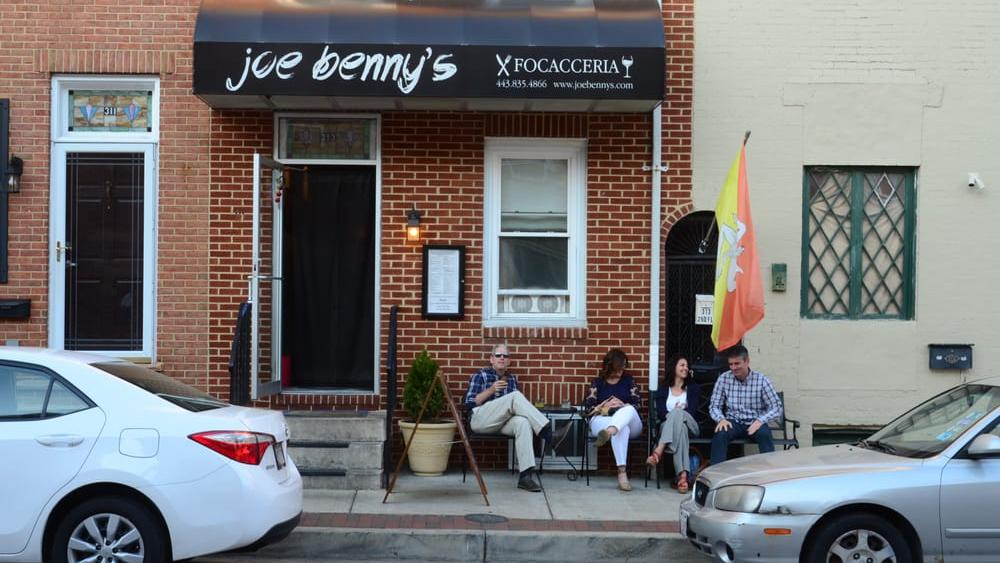 Joe Benny's, a Little Italy 'focacceria,' makes Yelp's list of Top 100 Places to Eat in U.S. for 2018 - Baltimore Business Journal