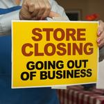 ​The business of going out of business