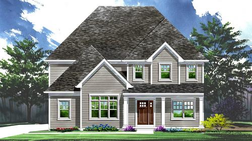 Dream Home To Be Built on an Oversized Webster Lot