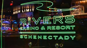 Rivers Casino gaming floor