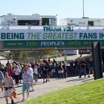 How golfing simulators, virtual reality and increased wireless network propel the Phoenix Open fan experience