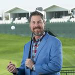 Executive Inc.: <strong>Andy</strong> <strong>Markham</strong> leads this year's Waste Management Phoenix Open (Video)