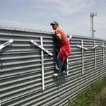 One big contractor is up for building Trump's Mexico border wall but Arizona firms leery of controversy — materials stocks up on $137B infrastructure hopes