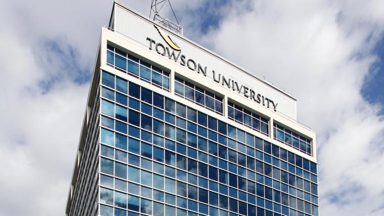 The Towson City Center at 1 Olympic Place is for sale.