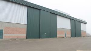 Property Spotlight: Port of Grays Harbor Warehouse H Manufacturing Facility