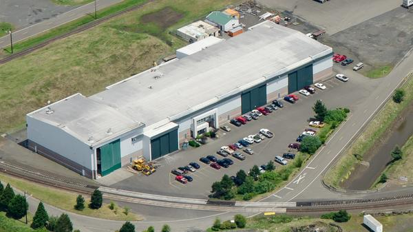 Port of Grays Harbor Warehouse H Manufacturing Facility