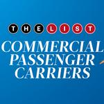 See which airline ranks miles above the rest for number of passengers