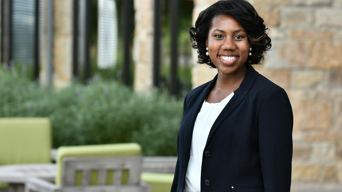 How N C  A&T junior Kristen Shipley will add to the diversity in