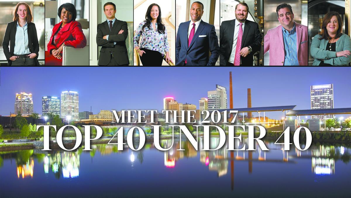 foto de Meet the Birmingham Business Journal's Top 40 Under 40 for 2017 Birmingham Business Journal
