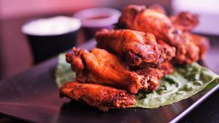 Where can you find Birmingham's best BBQ chicken wings?