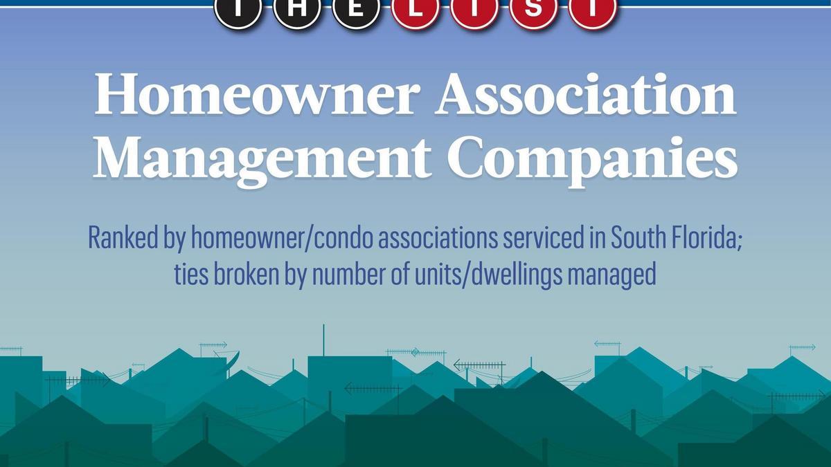 Associations Manager James Island South Carolina Mail: The List: Homeowner Association Management Companies