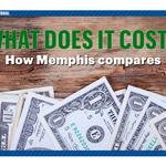 Memphis' low cost of living trumps Nashville, Little Rock