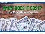 Memphis' low cost of living trumps Nashville, Little Rock
