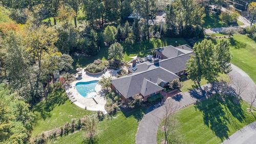 Elegant Ladue Home on Three Acres