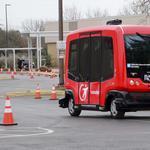 Arlington self-driving car demo 'underwhelming' in a good way
