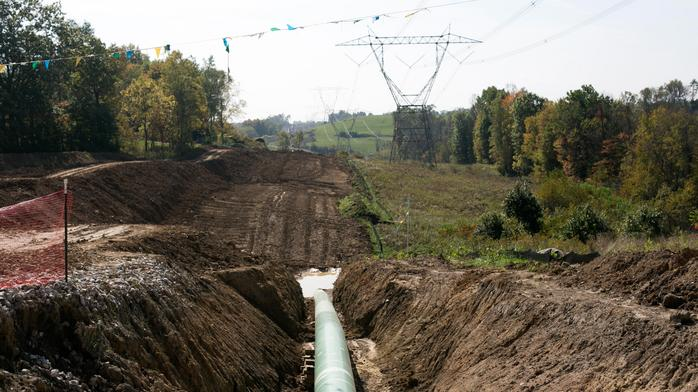Ohio has among the most natural gas pipelines in country, research shows