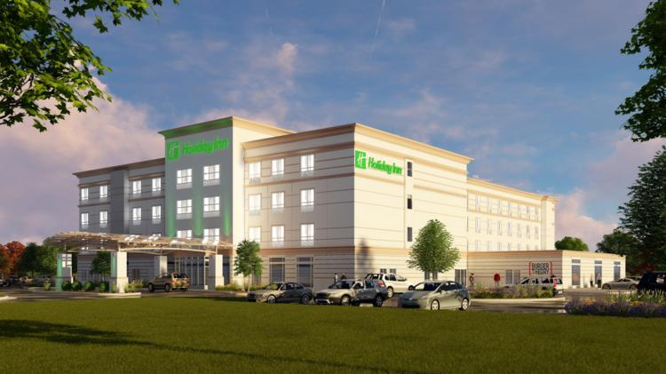 Hunt Midwest Commerce Center books two new hotel projects