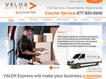 Time-sensitive courier company Velox Express expands to Columbus