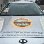 San Antonio used to test Kia's new 76-mpg hybrid