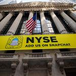 Snap's biggest Silicon Valley backers in line to get billions from IPO