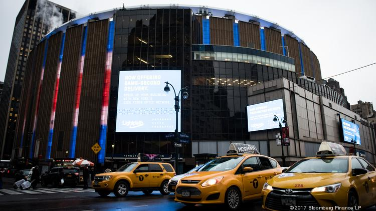 Madison Square Garden Will Likely Rename Theater As Part Of Hulu