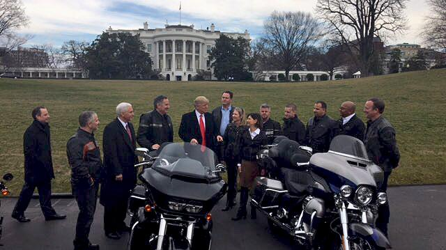 Union Turns To Trump For Help Saving Harley Davidson S Kc Plant