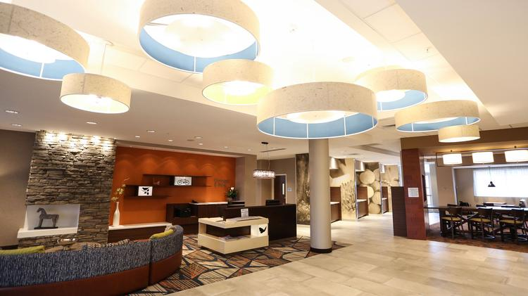 Fairfield Inn Amp Suites By Marriott In Rock Hill Opens To