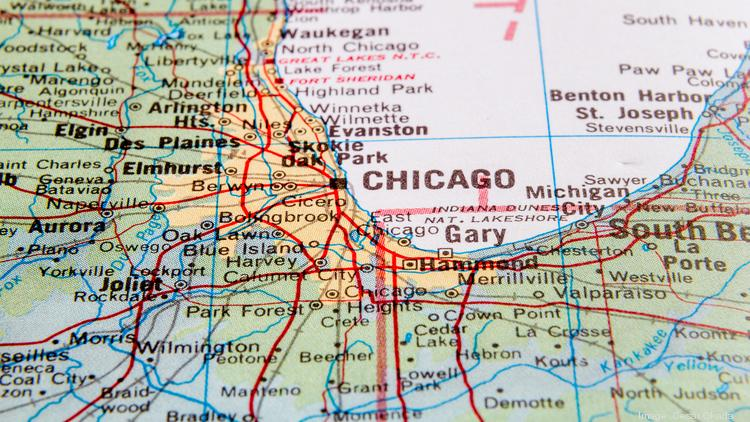 Where are Chicagoland\'s wealthiest ZIPs? (INTERACTIVE MAP ...