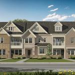 This townhouse project in south Charlotte has hundreds already interested