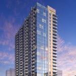 $70 million apartment high-rise proposed in downtown Clayton