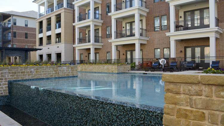 Dallas Fort Worth Has The Biggest Development Pipeline Of Apartments