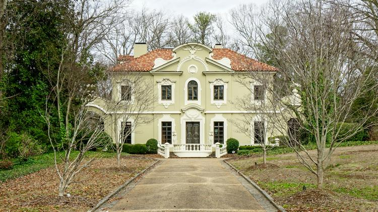 Exclusive Pink Palace Owner Reveals Plans For Tasteful Respectful Restoration Of Iconic Atlanta Mansion