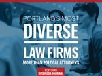 Exclusive: Here are Portland's most diverse law firms