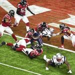 Atlanta Falcons fall short in Houston