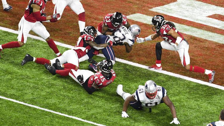 Super Bowl Li In Houston Was No 5 All Time In Tv Ratings