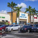 Broward retail center in redevelopment sells for $163M